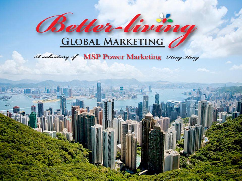 Better-Living Global Marketing Ltd FöretagetAuktionssidanVinstdelning Samarbete med Suzuki, Samsung och LG Luke Teng 30års erfarenhet av att driva storföretag och agera nyckelperson $1,6 miljarder de första 16 månaderna