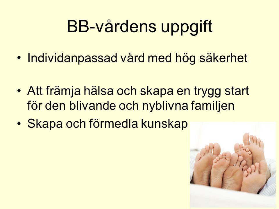 Resultat tidsstudie Tidsåtgång spec-BB Barnläkaronder ca 2 timmar/dag.