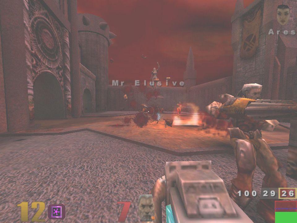 Exempel: Quake 3 Arena