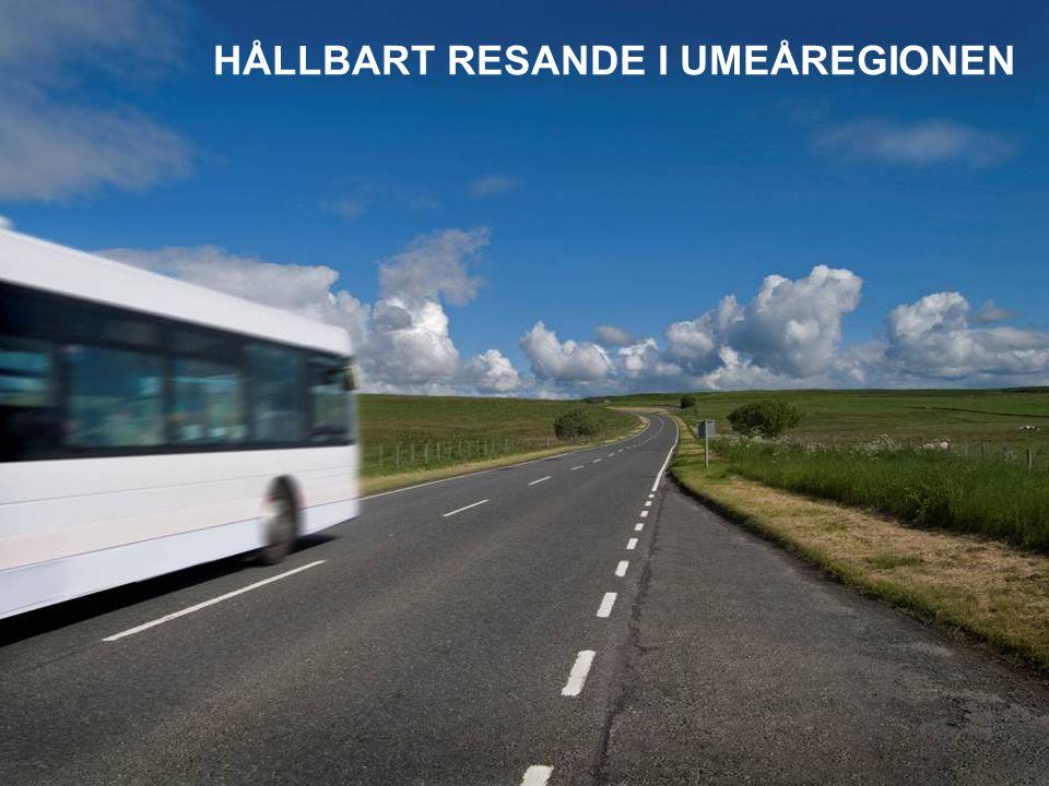 Finansiering Länstrafiken i Västerbotten Volvo GE Liljaskolan i Vännäs