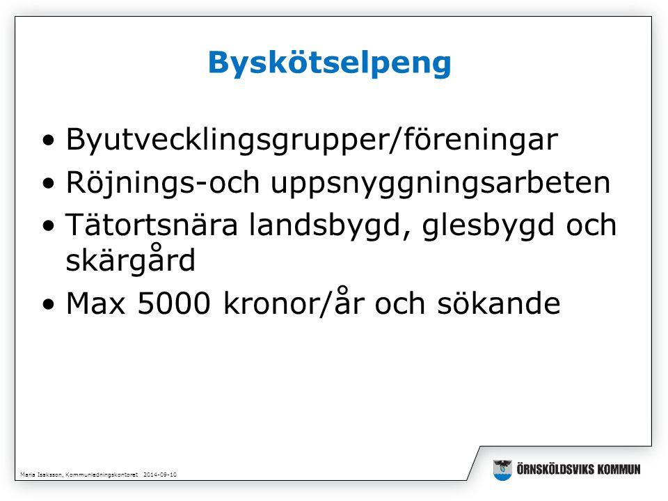 Maria Isaksson, Kommunledningskontoret 2014-09-10 Fokusgrupper 2011 Attityd Sätt mål.