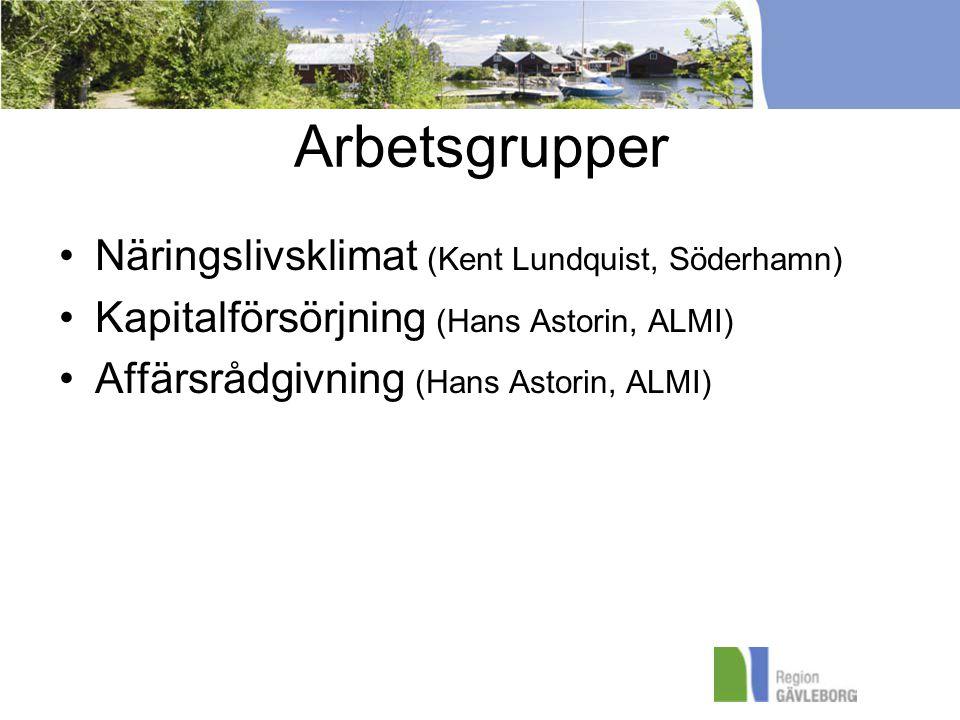 Lite reklam: Innovationsupphandling - Nationellt nätverk (VINNOVA/SKL/Reglab) - Måltidssituationen för äldre (Inköp Gvb) - Ungovation (Ungt Företagande Gävleborg) - CCIC (Gävle kommun) Sveriges Nationella Innovationsstrategi Besöksnäring/KKN Avesta 8/2 Nationella klusterkonferensen Gävle 23-24/2 Ungovation – omvänd mässa 8/5; otillfredsställda behov, utmaningar, problem?