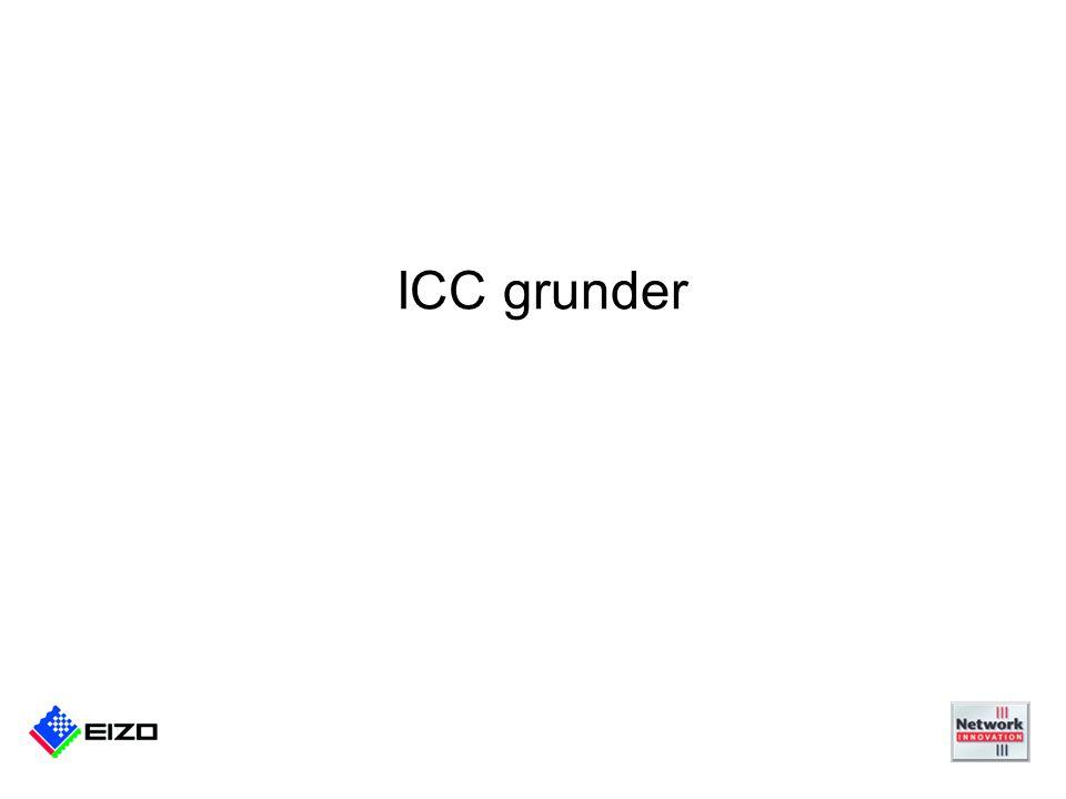 ICC grunder