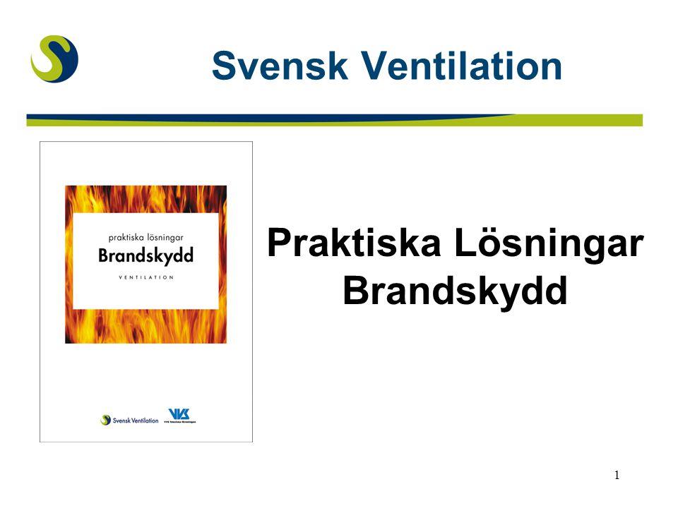 1 Svensk Ventilation Praktiska Lösningar Brandskydd