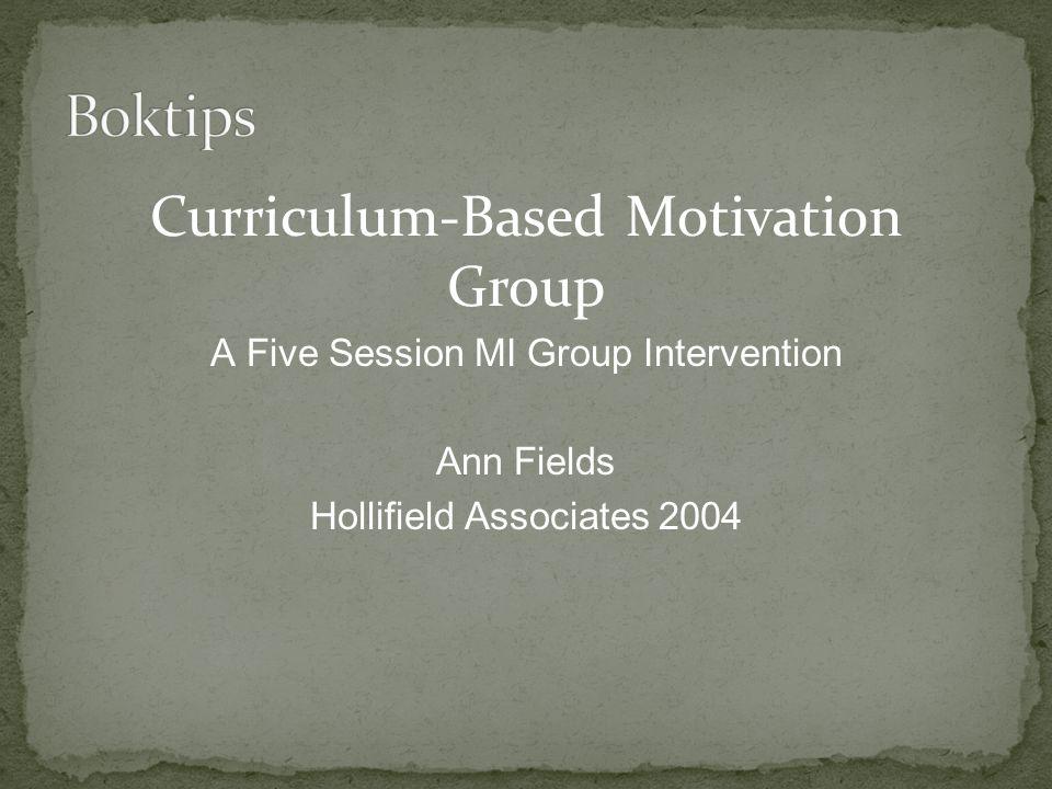 Motivationscirkeln Ambivalenskorset Alternativt beteende Värderingar Levande linjal