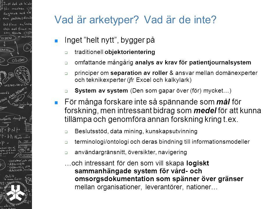 Teminologibindning Daniel Karlsson [Exempel kördes live därav få presentationsbilder]