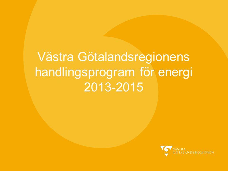 Marin Energi Minskad miljöpåverkan från sjöfart Utbyggnad av havsbaserad vindkraft Effektiv teknik för våg-, tidvatten- och strömningskraft Ökad konkurrenskraft för såväl västsvenska företag inom marin energi.