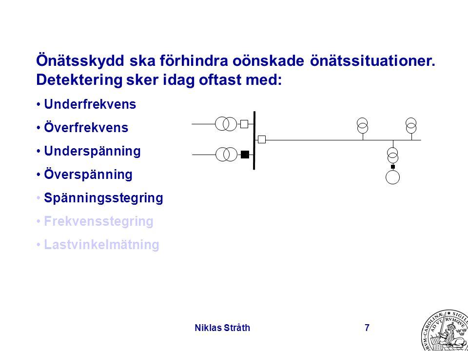 Niklas Stråth18 Aktiva metoder Aktiva metoder förlitar sig på någon form av yttre påverkan.