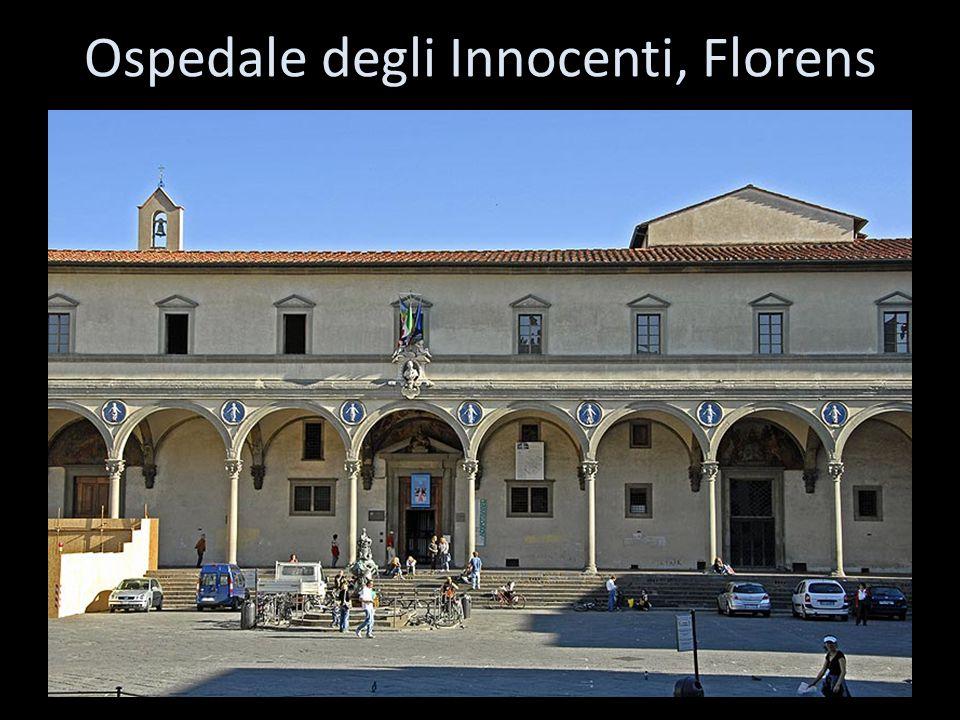 Ospedale degli Innocenti, Florens