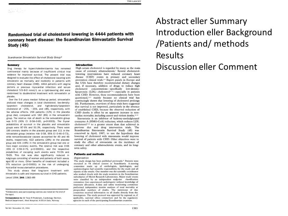 Randomiserade kontrollerade prövningar (RCT) är ett specialfall av kohortstudier