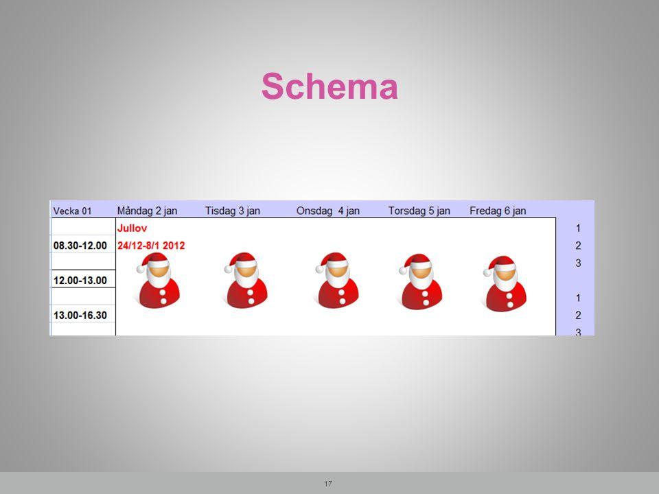 Schema 17