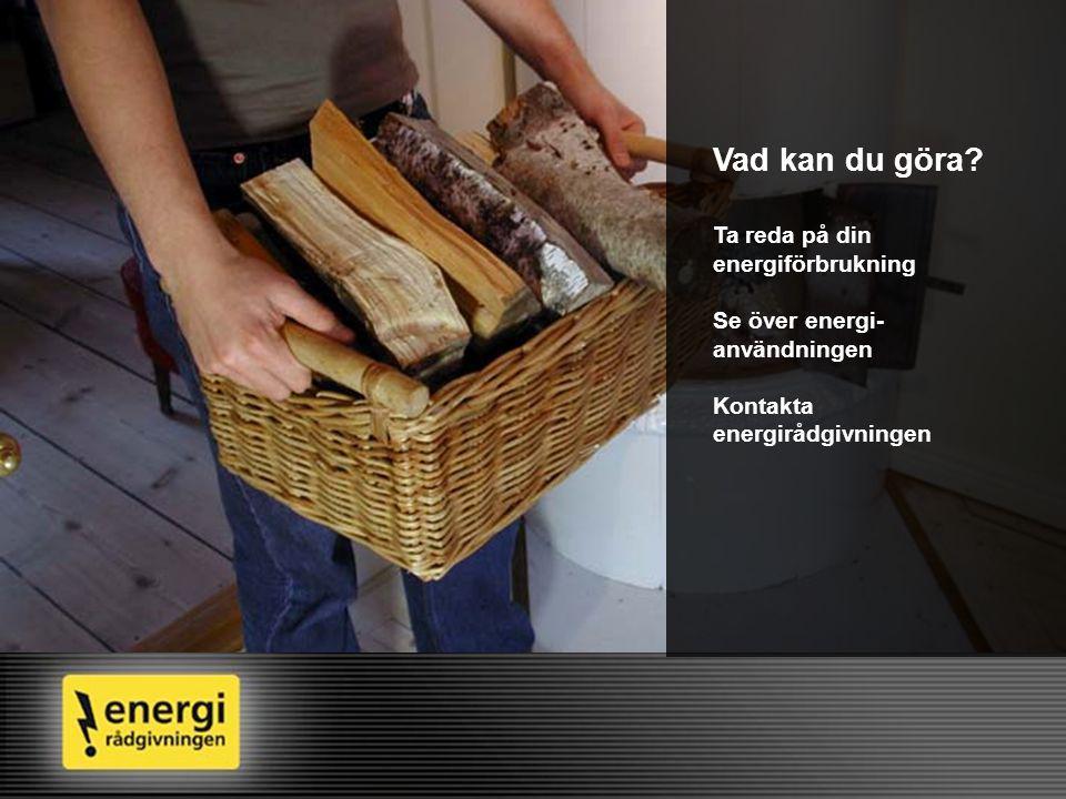 Energi- och klimatrådgivarna Energicentrum ger kostnadsfri och oberoende energi- och klimatrådgivning.
