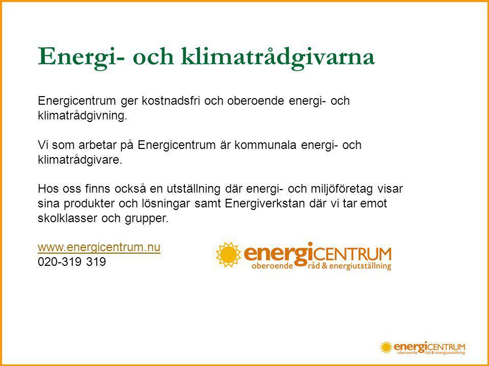 TA HAND OM DITT HUS Renovera och bygga nytt Onsdagen 30 mars Isolering Fukt Golvvärme Värmesystem Lågenergi och passivhus