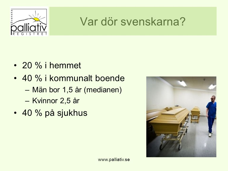 www.palliativ.se Jämförelse?.