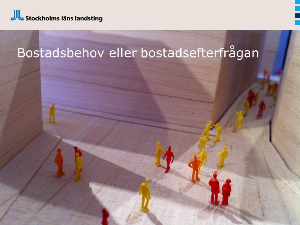 Fyra metoder för att bedöma möjligt uthålligt byggande MetodSlutsats Historiskt byggande i JärfällaFemårsperiod med högst byggande per år: 205 bostäder per år.