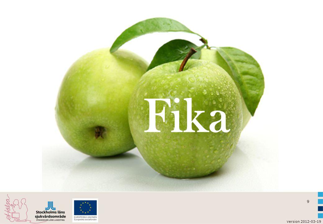 9 v ersion 2012-03-19 Fika