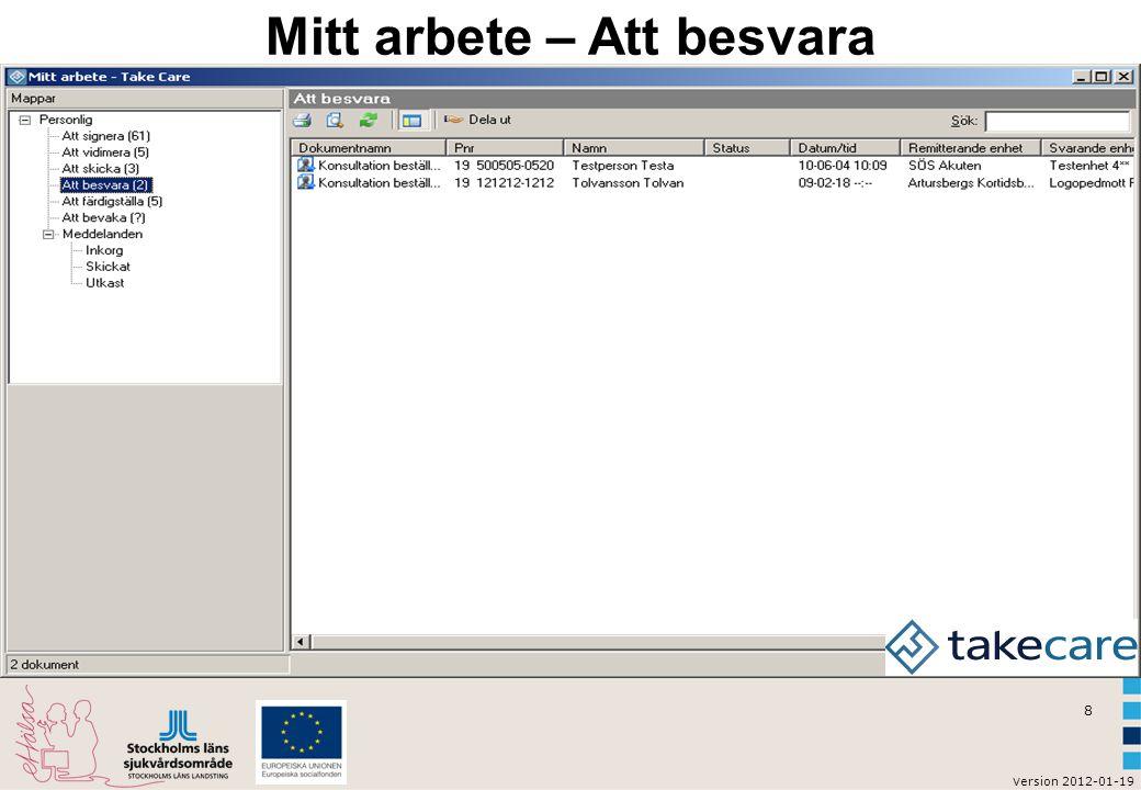 v ersion 2012-01-19 19