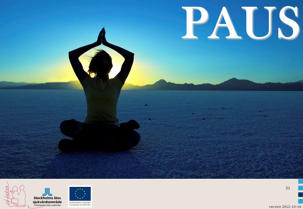 v ersion 2012-10-16 31 PAUS