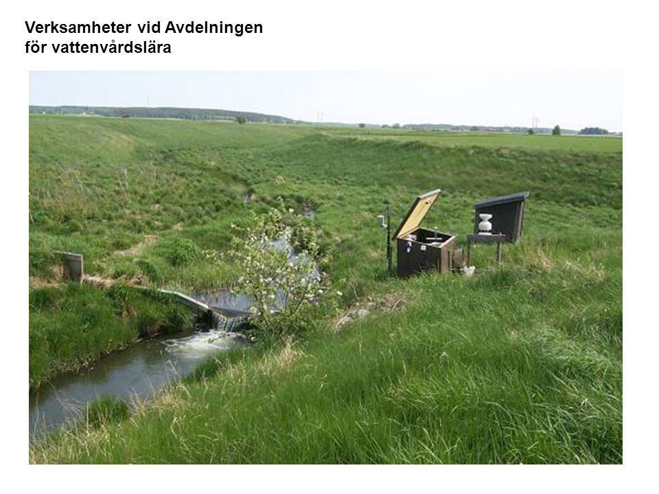 Planer för framtiden Göra nuvarande kunskap mer tillgänglig, definiera begränsningar och lyfta fram behovet av ny kunskap för en effektivare vattenhantering inom jordbruksproduktion Utveckling av verktyg och metodik för beslutsstödssystem till lantbrukare Kommer framtida klimatförändringar att påverka behovet av markavvattning, bevattning och markvårdsåtgärder?