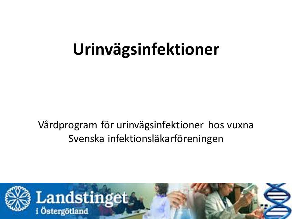 Infektioner hos äldre män Sk prostatit – Avstå från antibiotika!.