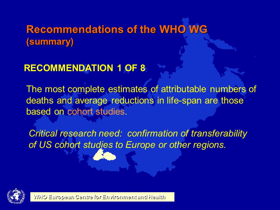 Bellander 2014-09-12 Arbets- & Miljömedicin Institutet för Miljömedicin Stockholms Läns Landsting Karolinska Institutet Bostadsutskottet 11 WHO Europe