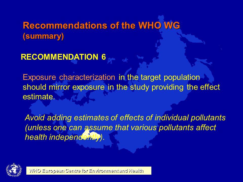 Bellander 2014-09-12 Arbets- & Miljömedicin Institutet för Miljömedicin Stockholms Läns Landsting Karolinska Institutet Bostadsutskottet 15 WHO Europe