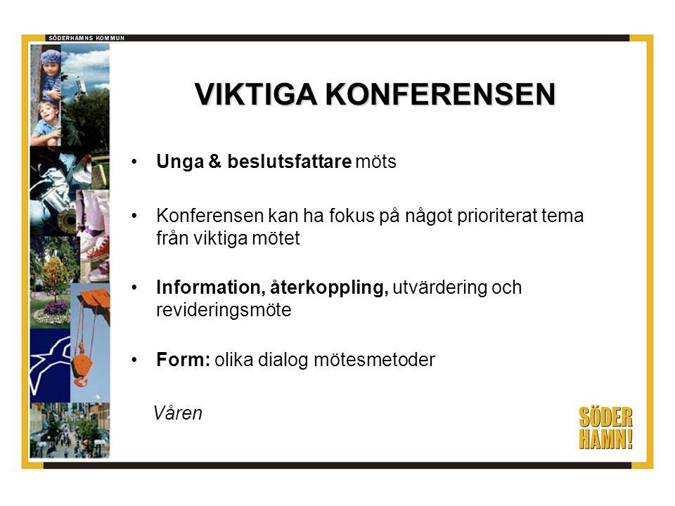 Barn & Unga ett helhetsgrepp Titta på hela kedjan barn & unga 0-25.