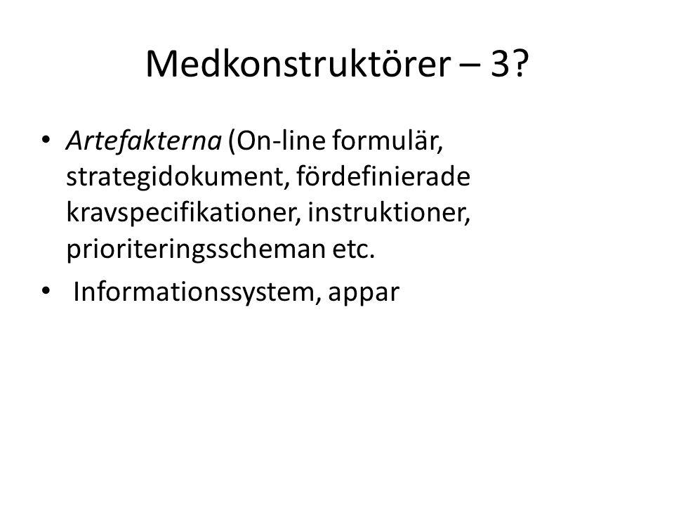 Medkonstruktörer – 3.