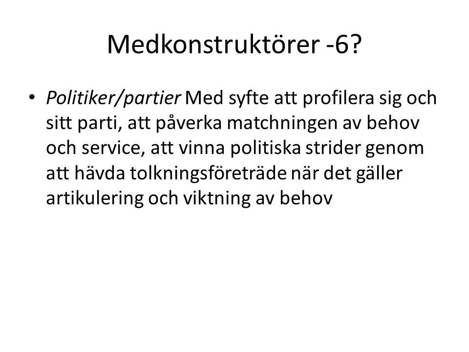 Medkonstruktörer -6.