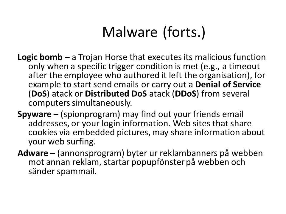 Spoofing attack - adressförfalskningsattack Spoof sajter – Bluffwebbsajter eller parodier på webbsajter, ofta med webbadress (URL) som liknar vanliga webbadresser.