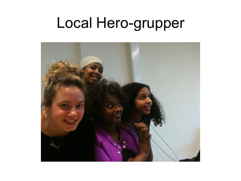 Local Hero-grupper