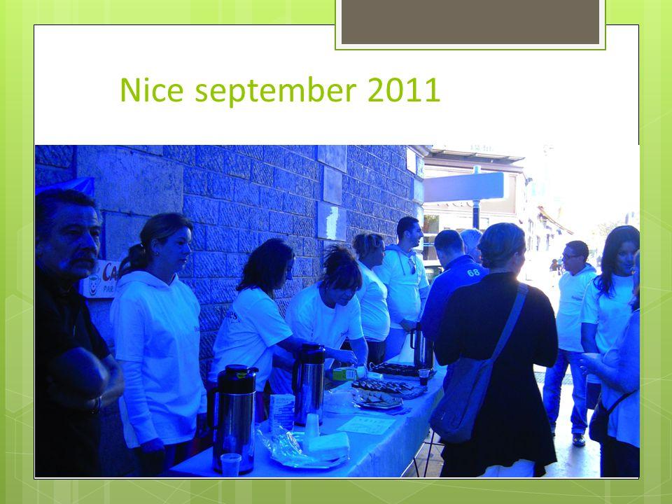 Nice september 2011