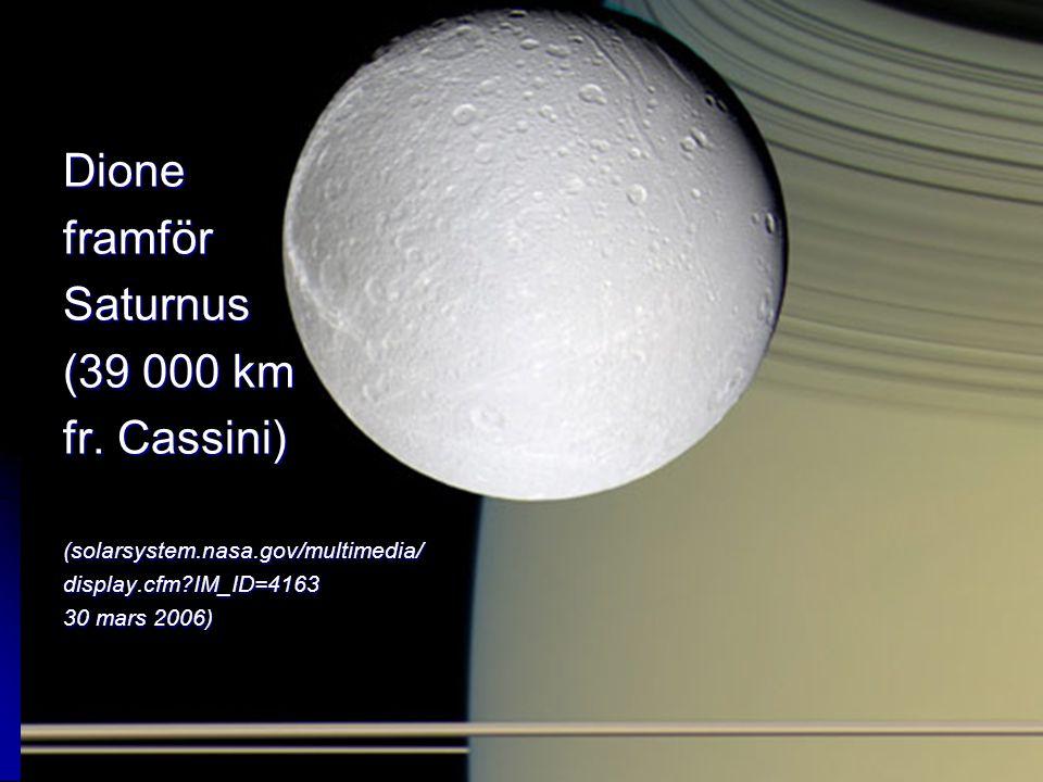 DioneframförSaturnus (39 000 km fr. Cassini) (solarsystem.nasa.gov/multimedia/display.cfm?IM_ID=4163 30 mars 2006)