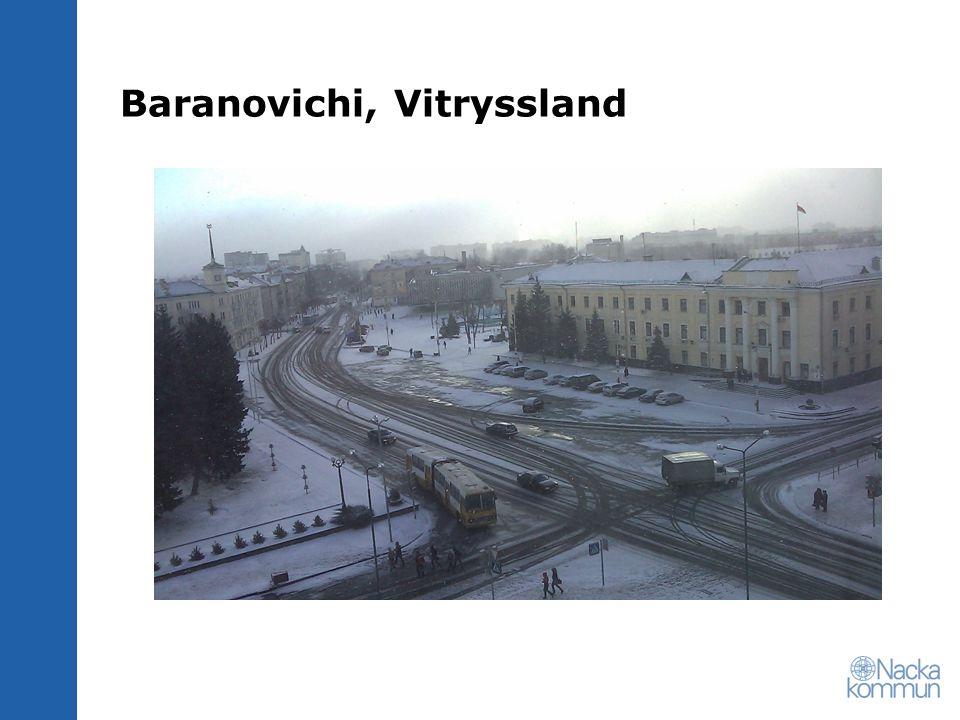 Baranovichi, Vitryssland