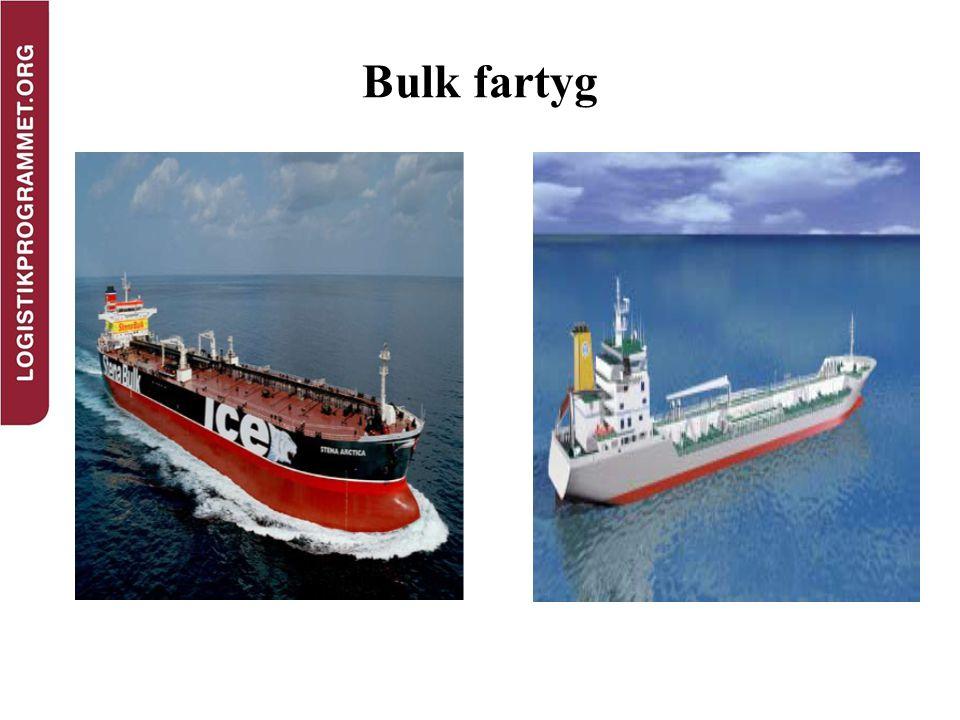 Bulk fartyg