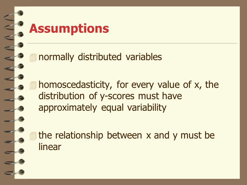 Correlation  Correlational techiques are used to study relationships 4 A relationship between two variables means that changes in the value of one va