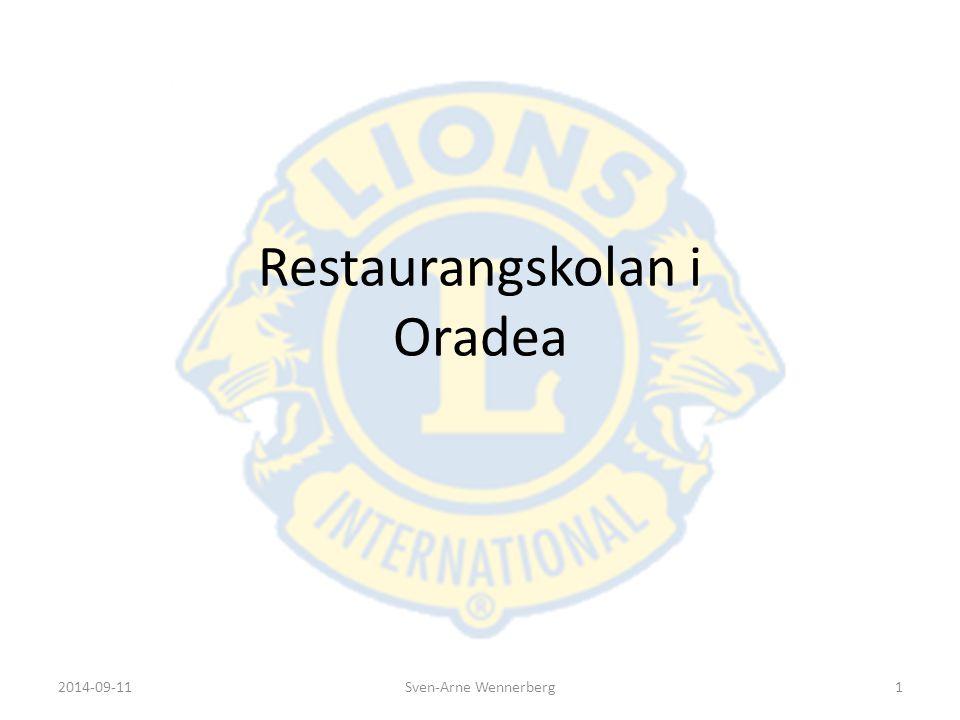 Restaurangskolan i Oradea 2014-09-111Sven-Arne Wennerberg