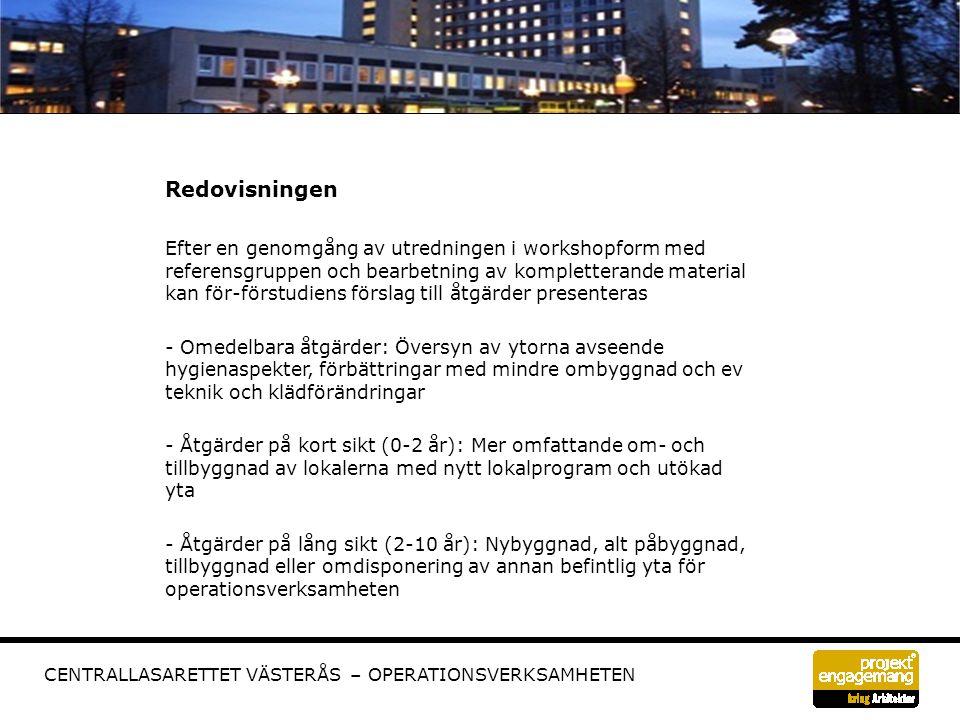 PRESENTATION AV ÅTGÄRDSFÖRLAGEN Infoga bild – workshop el lik.