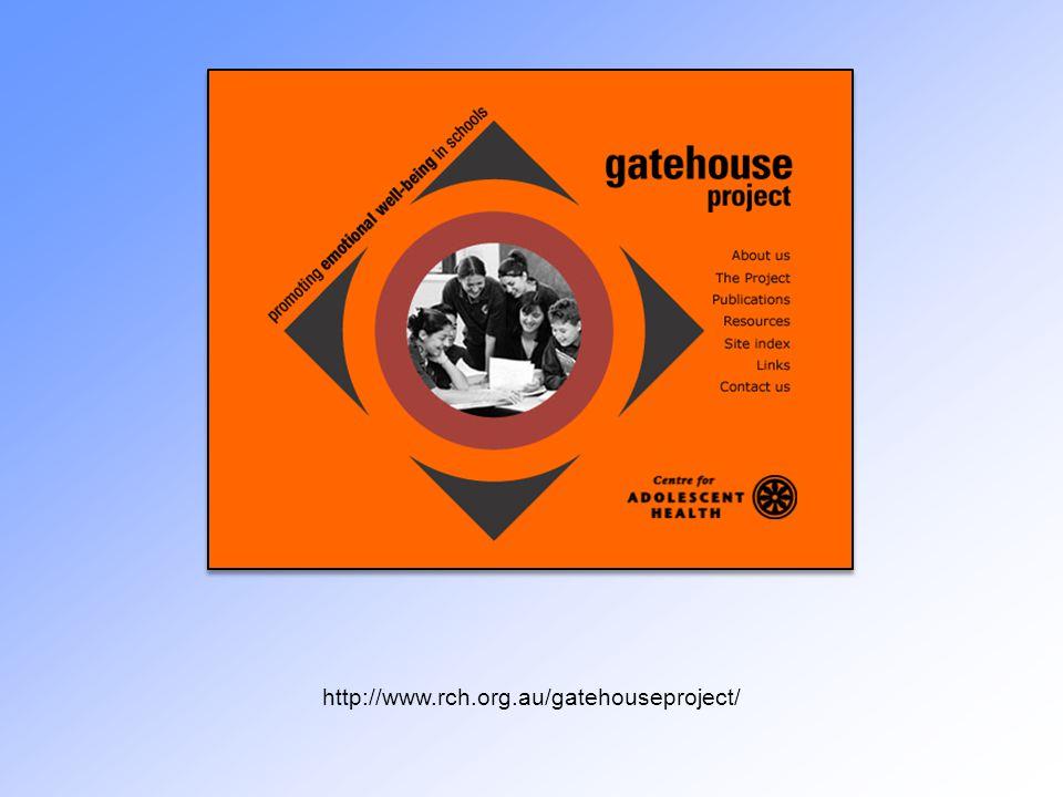 http://www.rch.org.au/gatehouseproject/