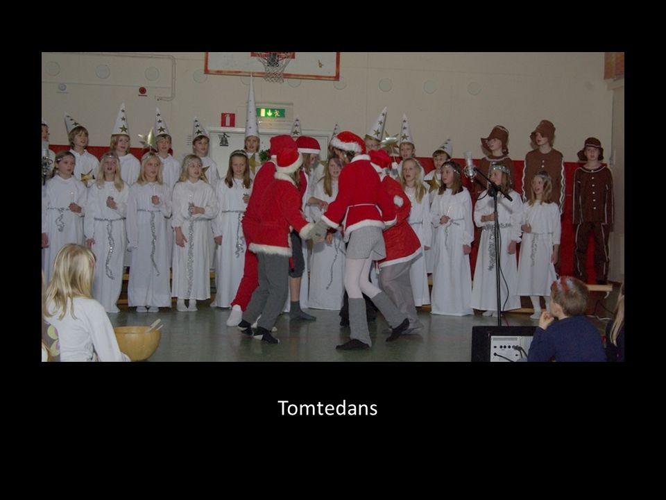 Tomtedans