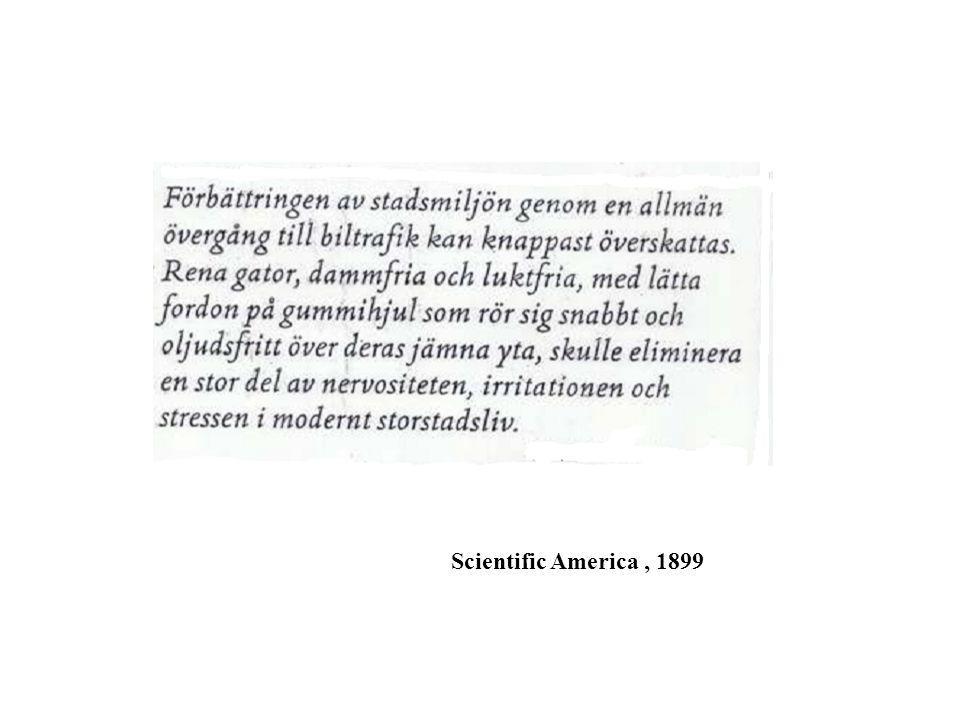 Scientific America, 1899