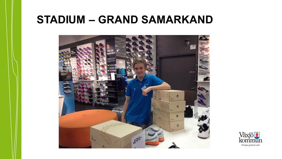STADIUM – GRAND SAMARKAND