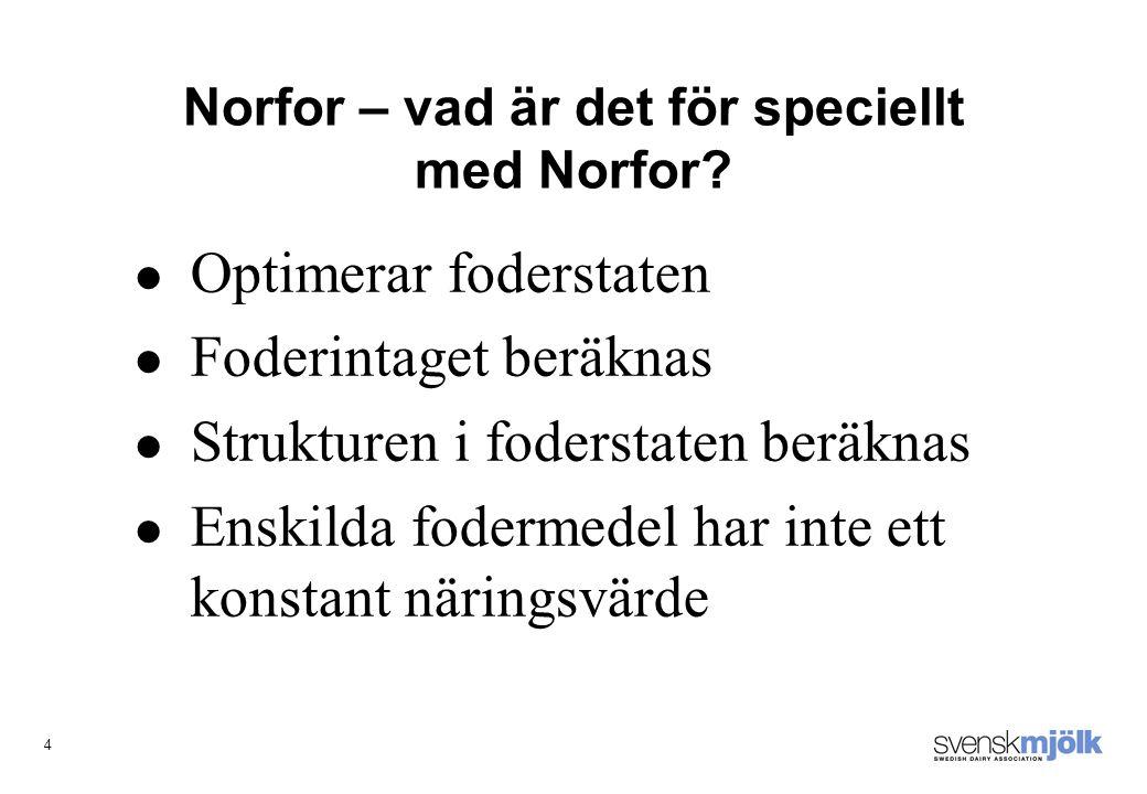 4 Norfor – vad är det för speciellt med Norfor.