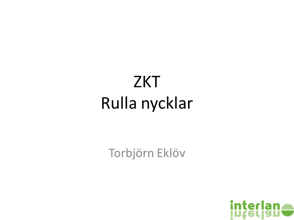 Steg 2 zkt-keyman -c dnssec.conf -2 xn--eklv-7qa.se. save new ksk in parent file