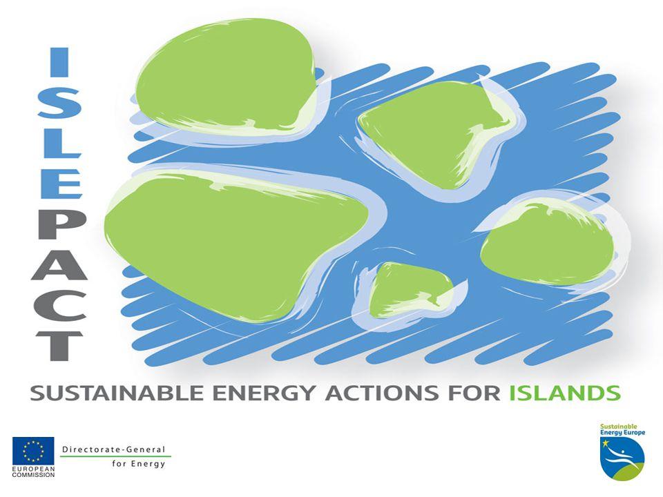 12 Nätverk & kommunikation, WP 8 På regional & nationell nivå Utse en kontakt på varje ö som är medlem Isle Pact och Pact of Islands Involvera lokala aktörer genom informationsspridning, gemensamma lokala möten, workshops, seminarier etc.