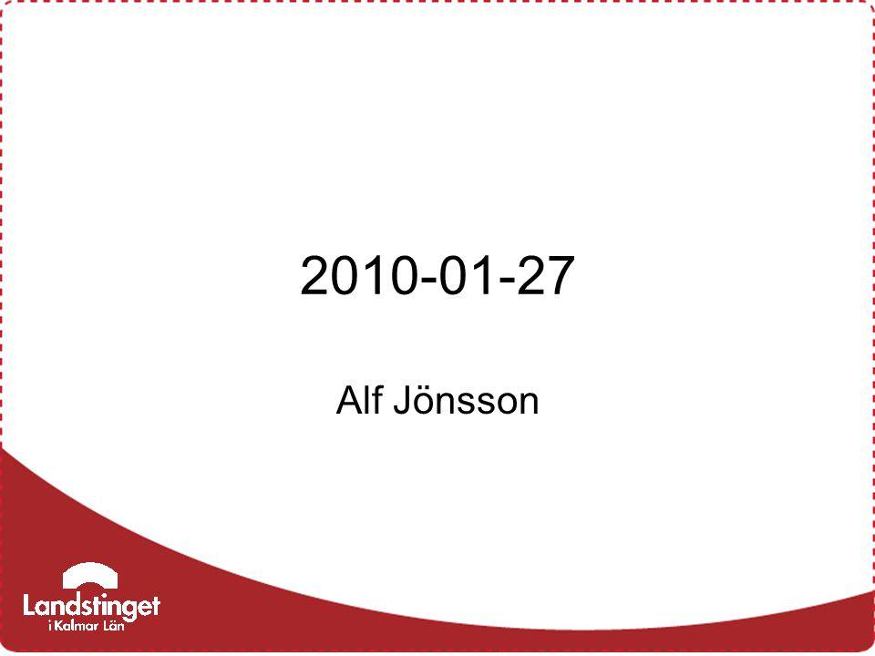 2010-01-27 Alf Jönsson
