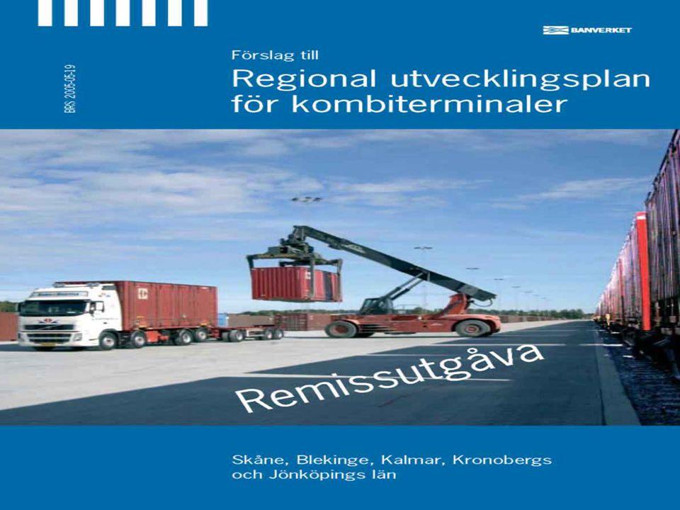 Regionala Godstransportrådet i SmålandOH 11