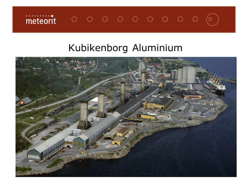 © Copyright, Meteorit AB 2005 Kubikenborg Aluminium © Copyright, Meteorit AB 2005