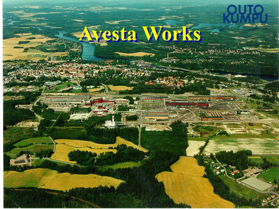5   September 12, 2014   Avesta Jernverk, Teknisk Service Avesta Works