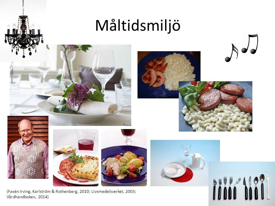 Östra Lycke, Karlshamns kommun Pajalagröt 3 ggr/vecka  Satte ut movicol på fyra vårdtagare